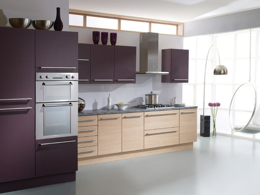 Interior designed kitchen