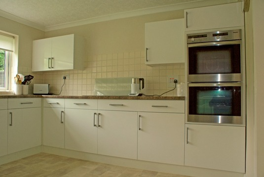 New fitted kitchen Birmingham