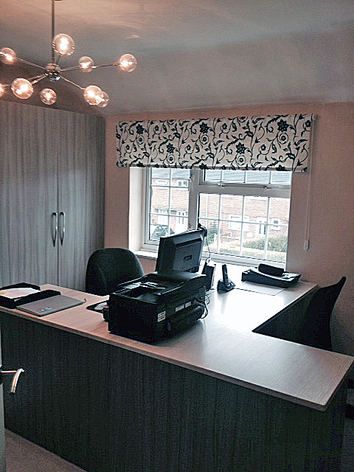 Banbury Home Office Interior Design