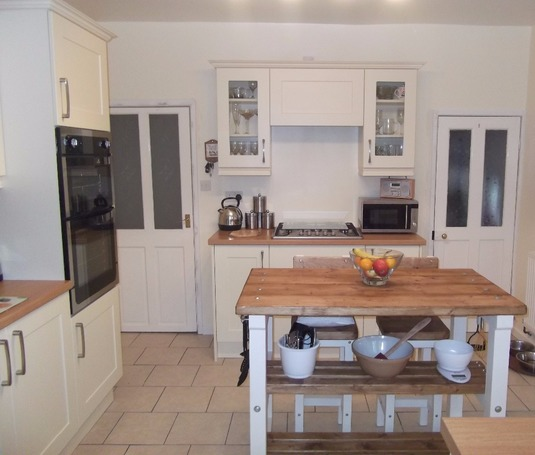 Kitchen Refurbishment in Kidderminster