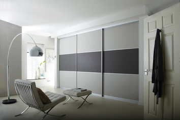 Modern Funky Sliding Bedroom Doors in Birmingham