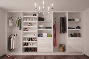 Walk in Wardrobe in Warwick