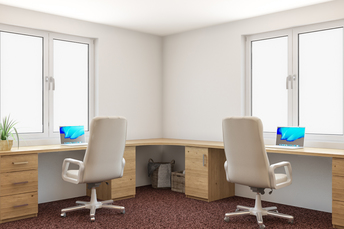 Home office installation in Warwick