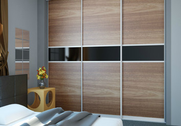 Bedroom Sliding Doors in West Midlands